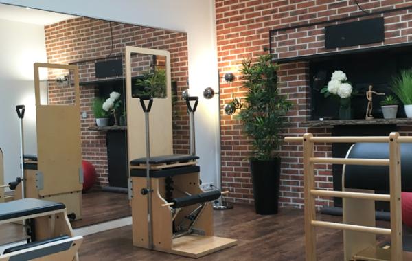 Studio Pilates Corps & Esprit – Cholet – Intérieur #1